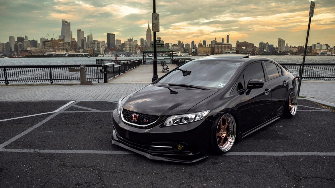 Airlift Performance Suspension: 14-15 Honda Civic Si
