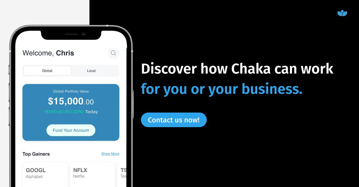Chaka - Your Investment Passport to Trade Nigerian, US & International  Stock Markets