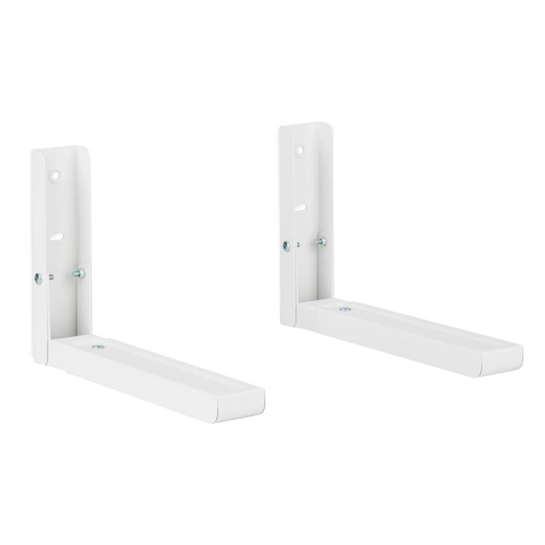 Support de micro-onde 35kg - blanc