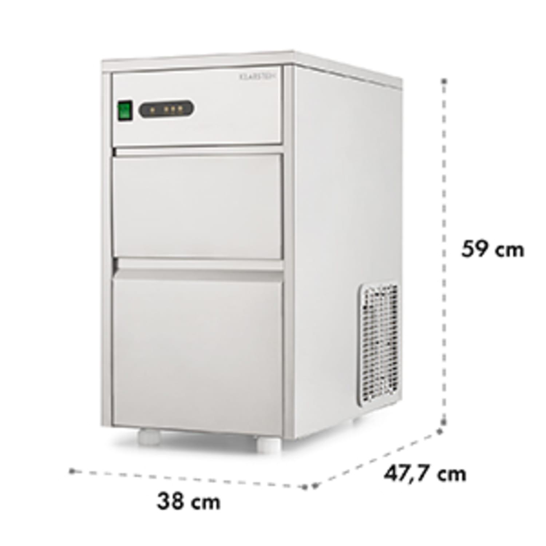 Machine à glaçons industrielle 145W 20kg/jour