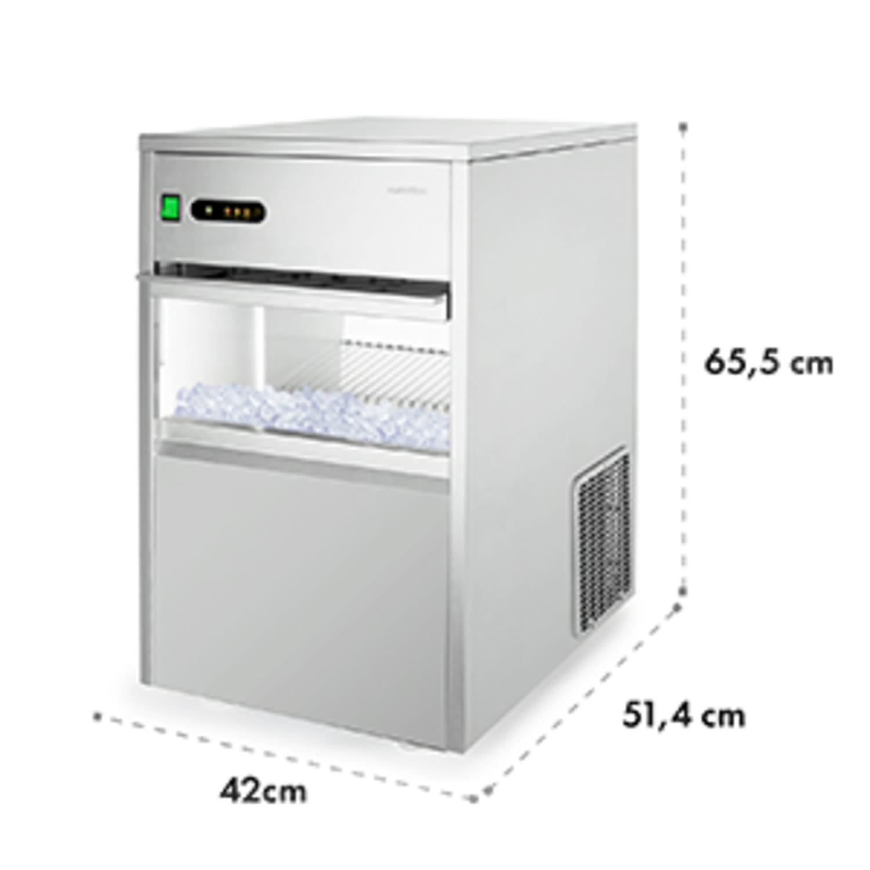 Machine à glaçons industrielle 160W 25kg/jour