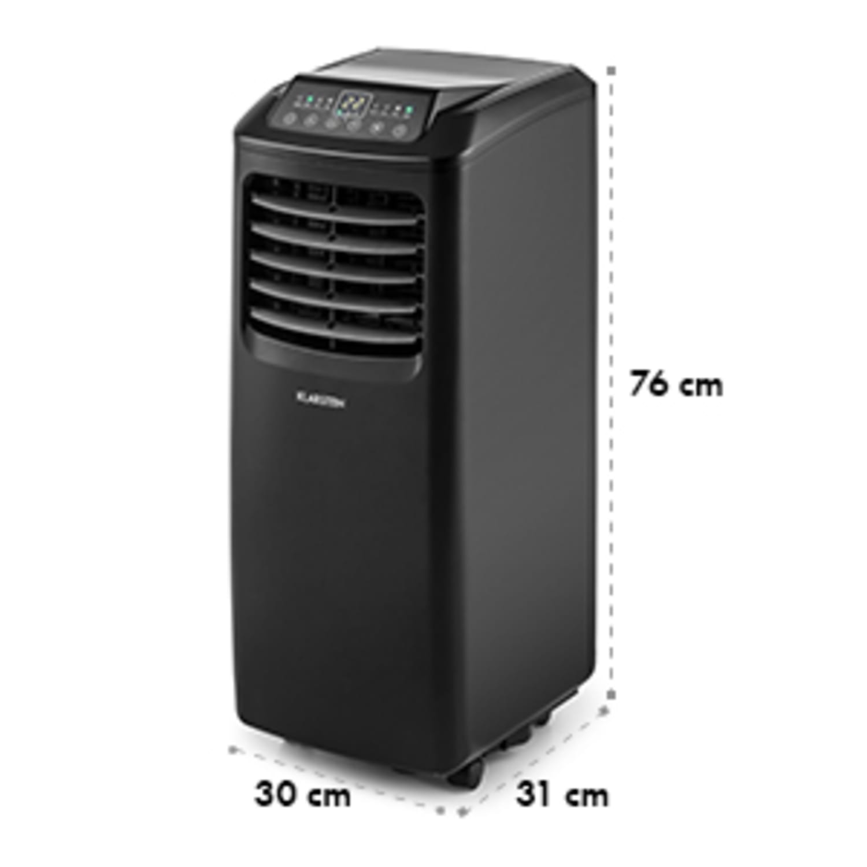 Pure Blizzard 3 2G Mobile Air Conditioner 7,000 BTU / 2.1 kW Black