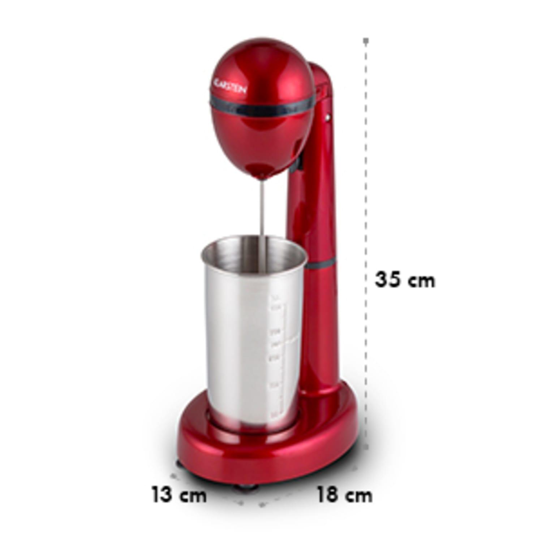 van Damme Drink-Mixer Shaker 100W 450 ml Edelstahl-Mixbecher