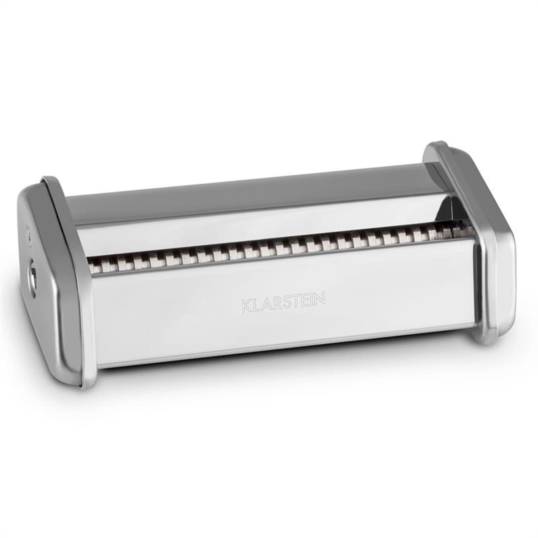 Klarstein Siena Pasta Maker metélt tészta készítő tartozék, 3 mm, rozsdamentes acél