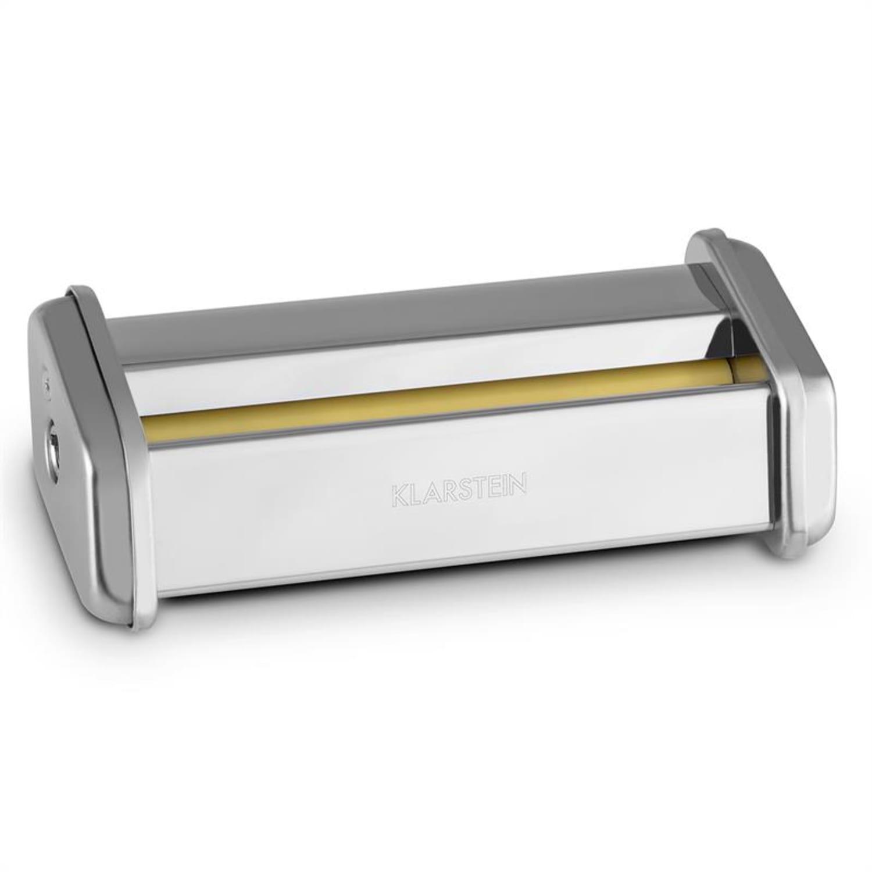 Klarstein Siena Pasta Maker szélesmetélt készítő tartozék, 12 mm, rozsdamentes acél