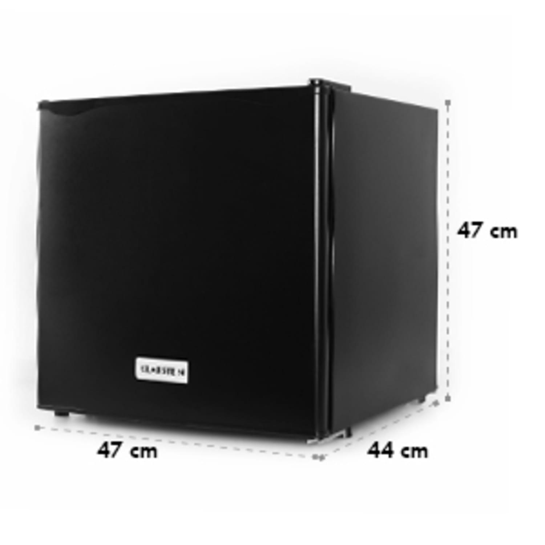 Klarstein Garfield, 65W, čierna, pultová mraznička, 35 L, A+