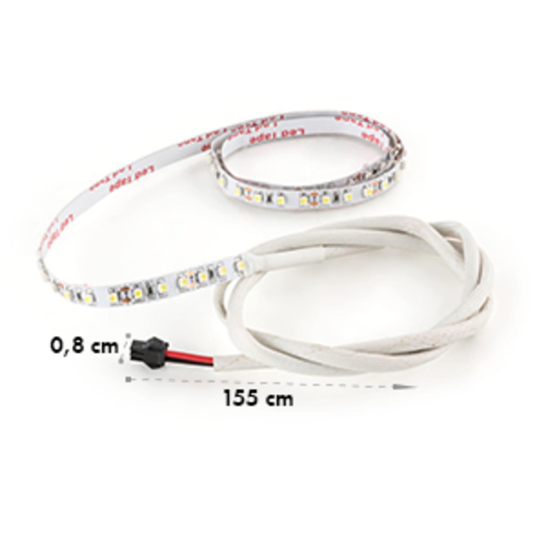 Aurea VII Barre 90x LED 75 cm Pièce de rechange pour hotte aspirante