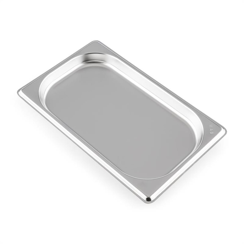 Klarstein GN-bak gastronormbak voor de Steakreaktor 2.0 rvs