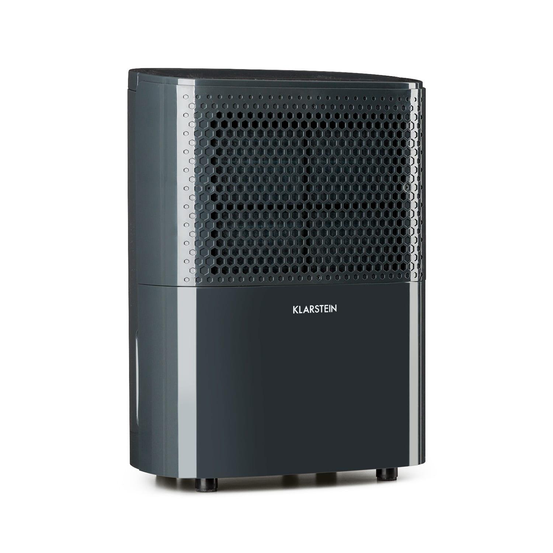 DryFy 10, odvlhčovač vzduchu, 240 W, 10 l/24h, 100 m³/h, 15 - 20 m², DrySelect, 40dB, šedý