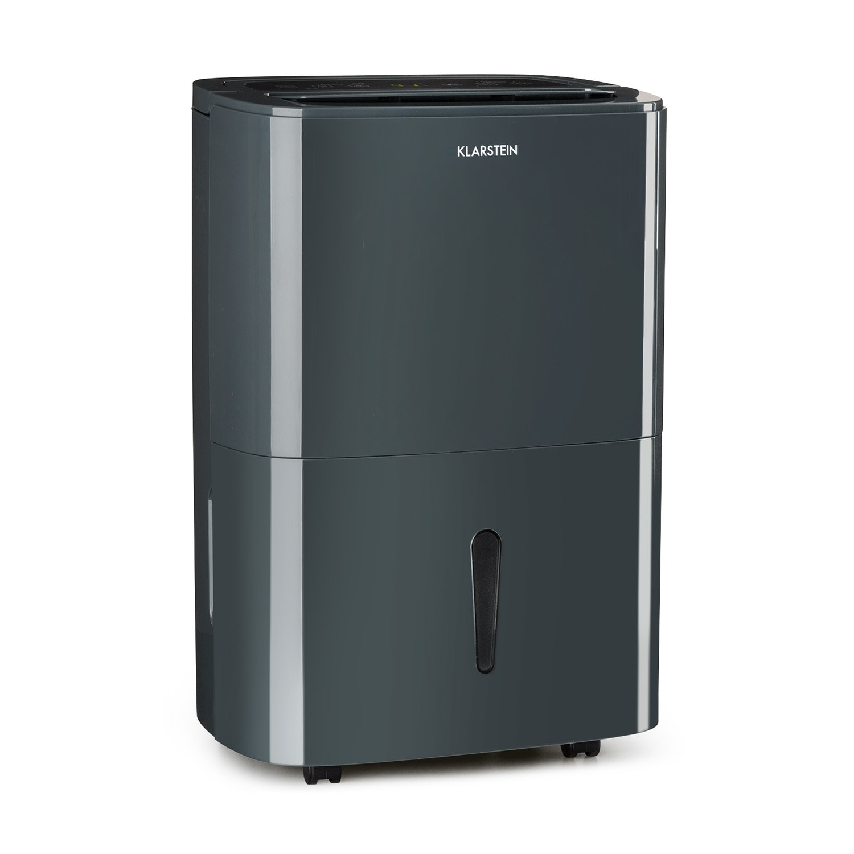 DryFy20 Déshumidificateur 420 W 20 l/j 230 m³/h 40-50 m² DrySelect 45 dB antharcite