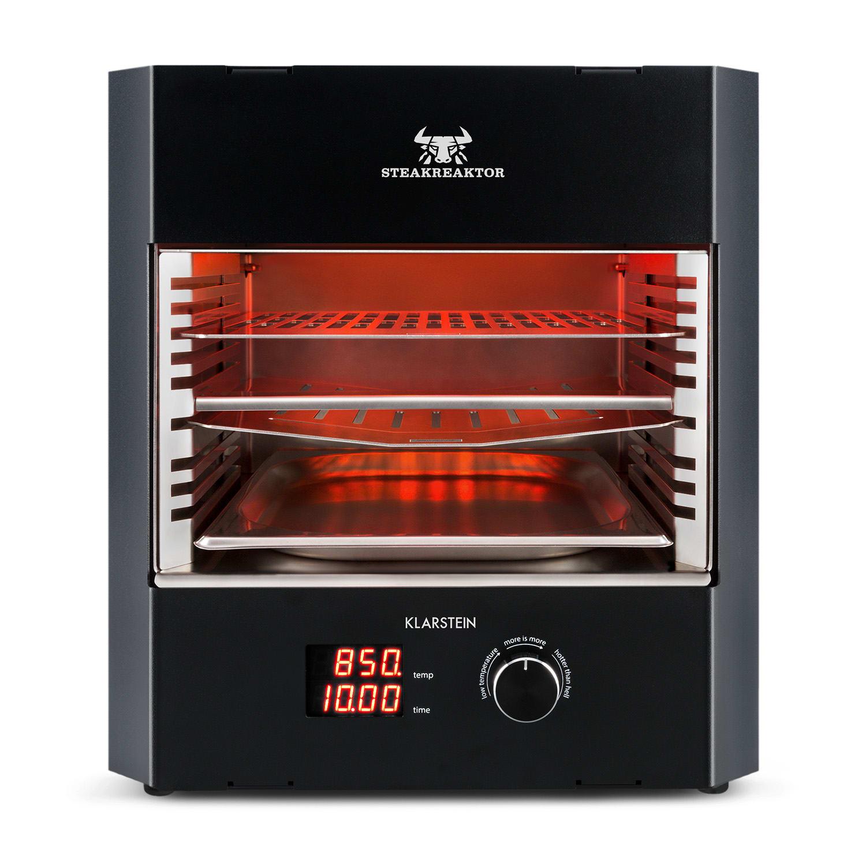 Steakreaktor Pro, visokotemperaturni notranji žar, izdelan v Nemčiji