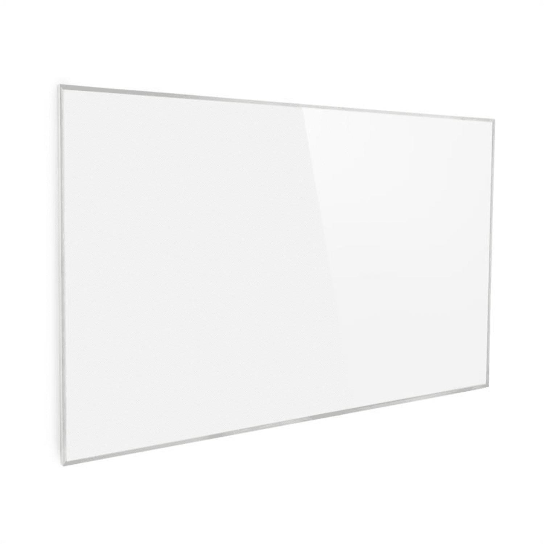 Wonderwall 96, infrapanel, infračervený výhrevný panel, 80 x 120 cm, 960 W, týždňový časovač, IP24, biely