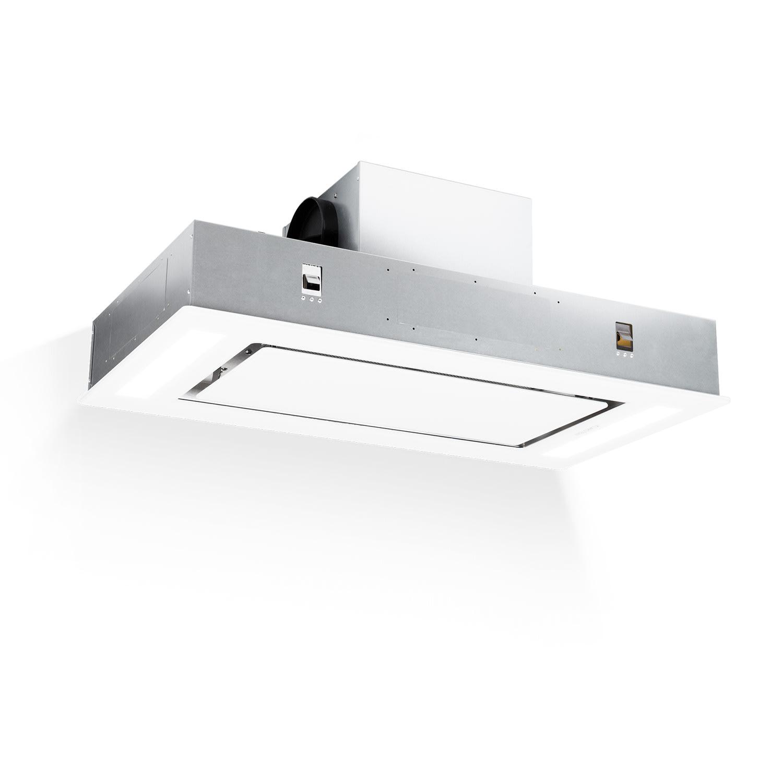 Remy hotte de plafond 90 cm 619 m³/h 230W 3 vitesses télécommande