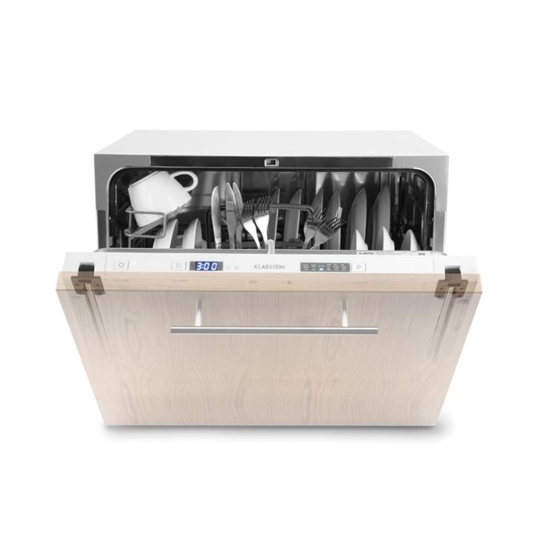 Amazonia 6 Secret Lave-vaisselle encastrable 6 programmes A+ - blanc