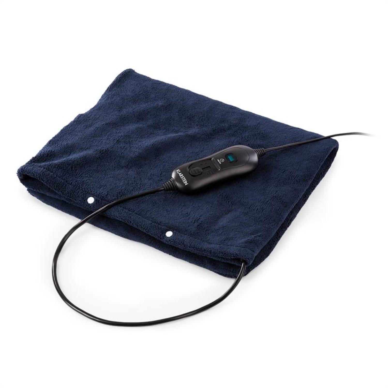Dr. Watson Heatzone XL Tappeto Termico 100W 75x50cm MicroPlush blu scuro