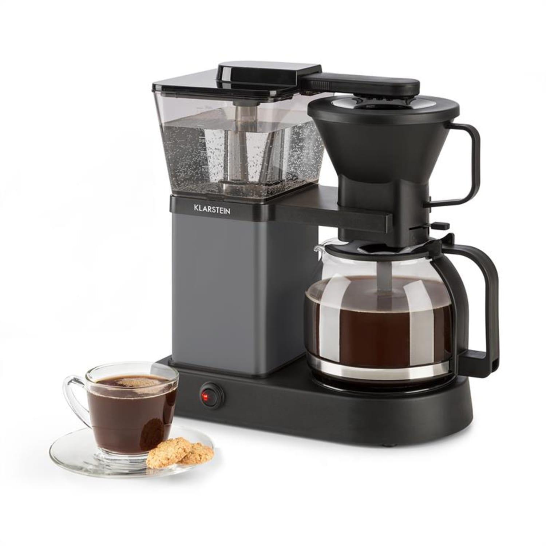 GrandeGusto, kávovar, 1690 W, 1.3 l, pre-infusion, 96 °C, čierny