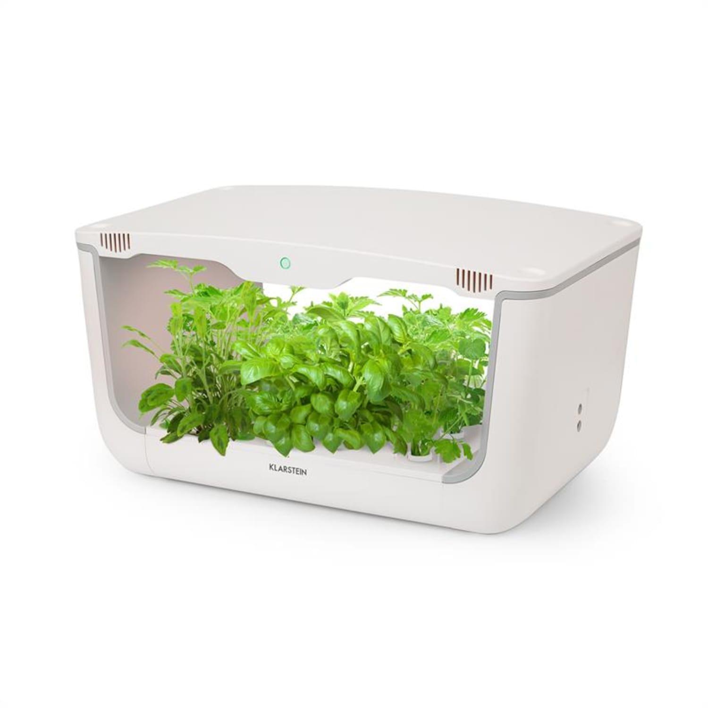 GrowIt Farm Smart Indoor Garden 28 Pflanzen 48W LED 8 Liter