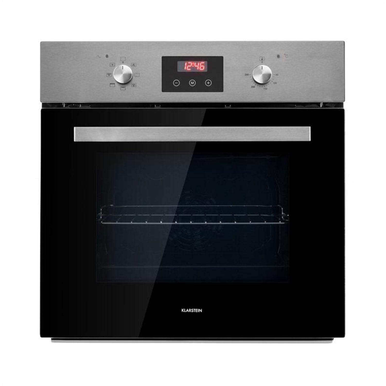 Kalahari Electric Built-in Oven 2300W 7 Functions Black