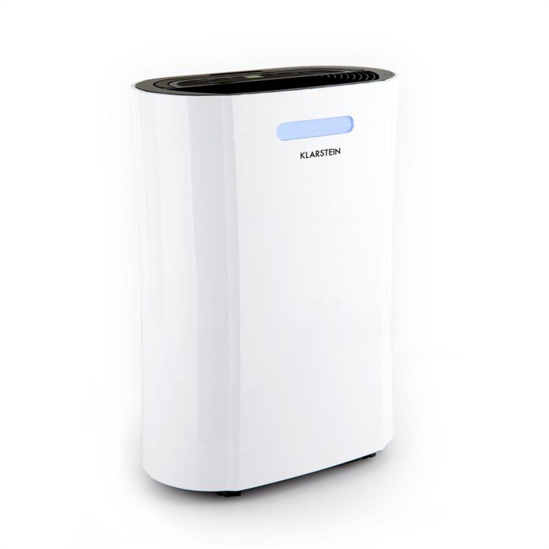 AeroDry 10 ilmankuivain 265 W 10 l/päivä 135 m³/h 25 m² DrySelect 37 dB valkoinen