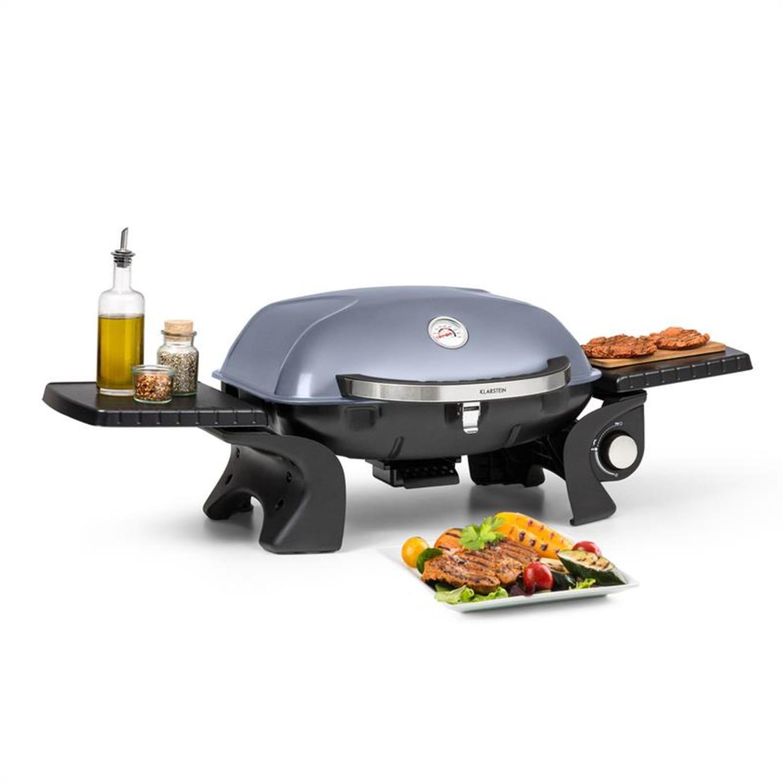 Parforce One, plinski roštilj, 3,5kW, 12000 BTU, 300 °C, InstantReady Concept, sivi