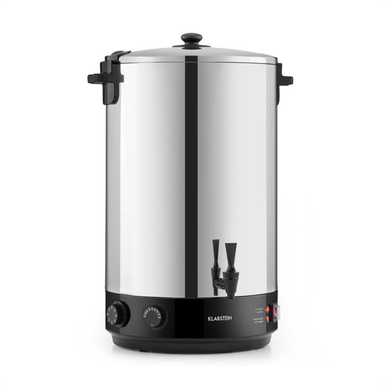 KonfiStar 50, Fierbator și aparat de conservare, distribuitor de băuturi fierbinți, 50 l, 110 ° C, 120 min, oțel inoxidabil