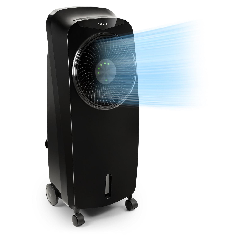 Rotator, ochladzovač vzduchu, 110 W, 8-hod. časovač, diaľkový ovládač, čierny