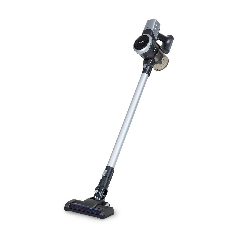 Clean Butler 4G Silent Cordless Vacuum Cleaner 16 kPa 0.8l HEPA10 Black