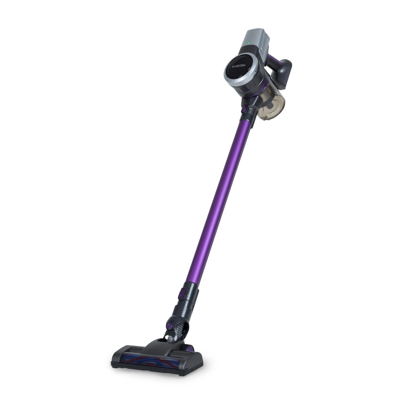 Clean Butler 4G Silent Akku-Staubsauger 16 kPa 0,8l HEPA10 violett