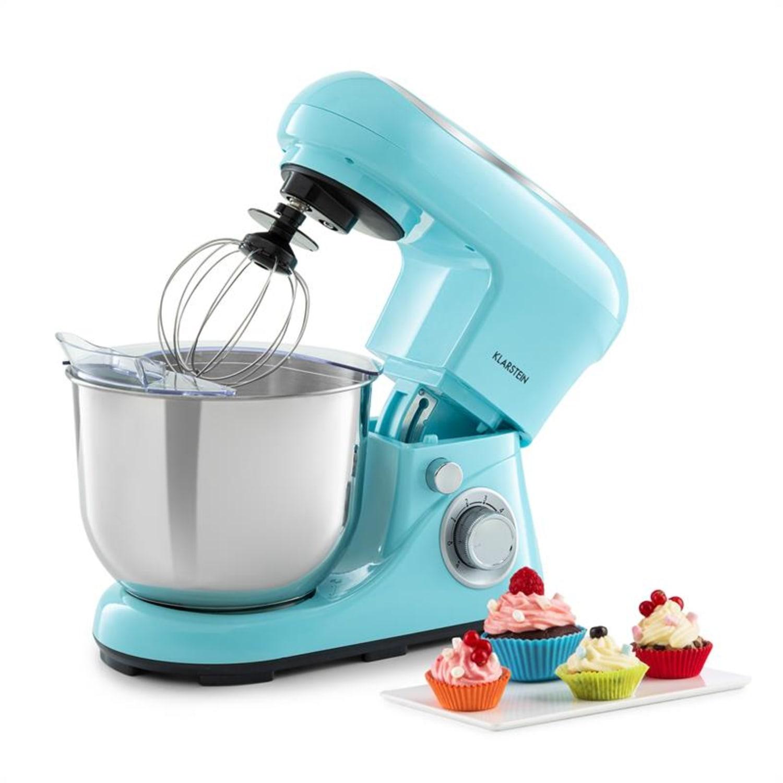 Bella Pico 2G Robot de cuisine 5 litres 6 vitesses  1200W - bleu