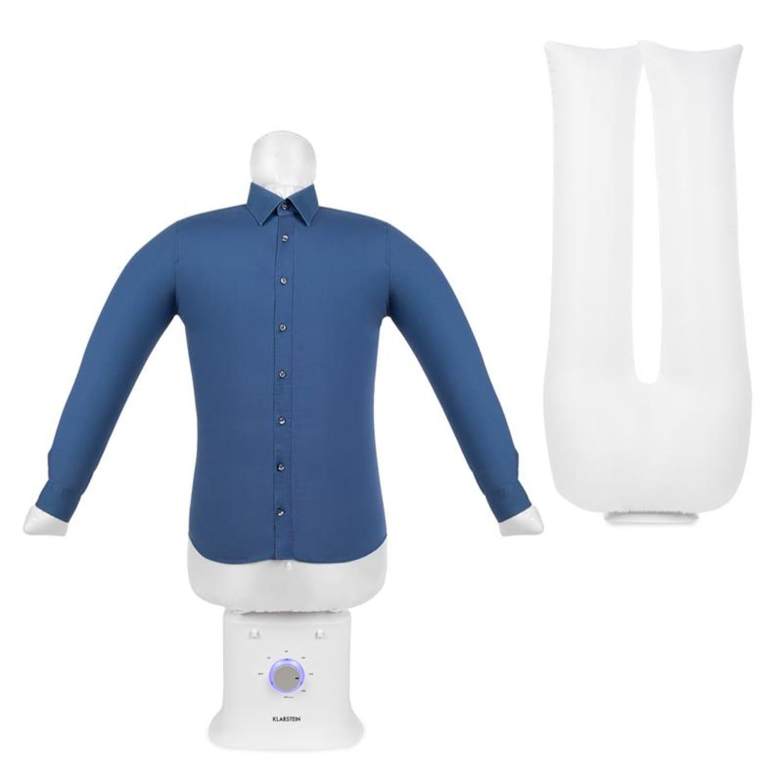ShirtButler Deluxe automatisch droog- en strijkapparaat 1250 W