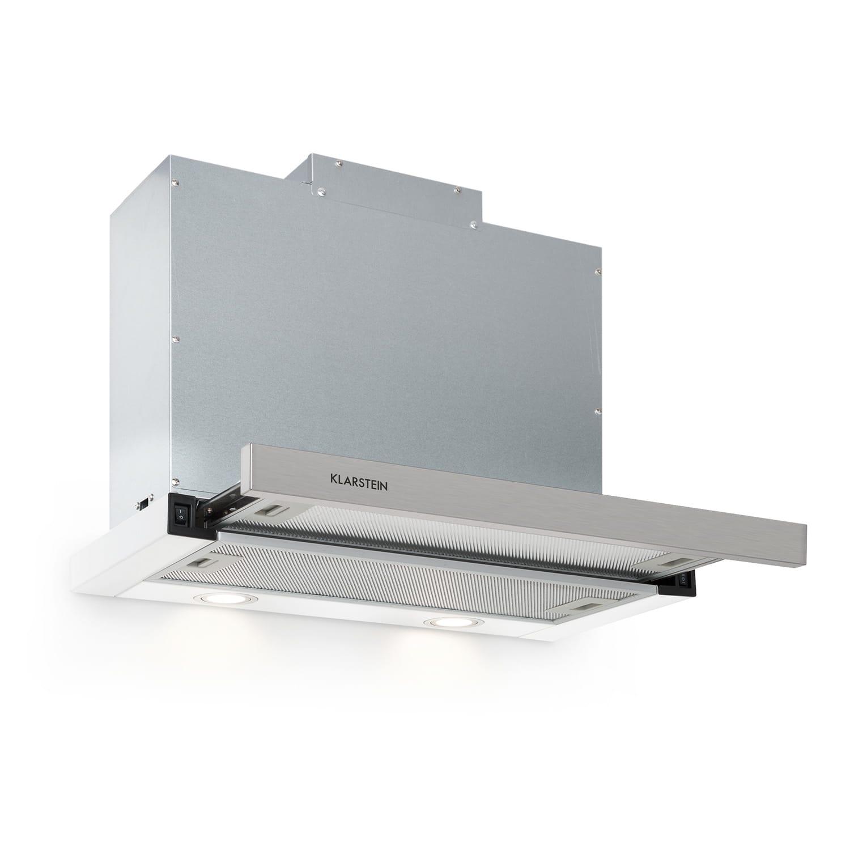 Mariana 60 Flat Screen Hood 500 m³ / h Exhaust Air LED White