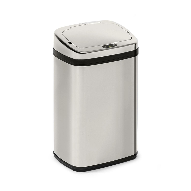 Cleansmann 30 Mülleimer Sensor 30 Liter für Müllbeutel ABS verchromt