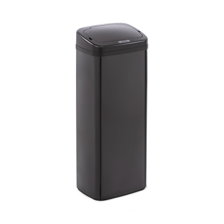 Cleansmann Mülleimer Sensor 50 Liter für Müllbeutel ABS / Edelstahl schwarz