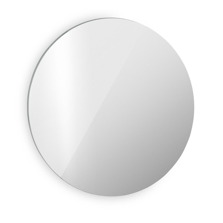 Marvel Mirror, infračervený ohrievač, 300 W, týždenný časovač, IP54, zrkadlo, okrúhle