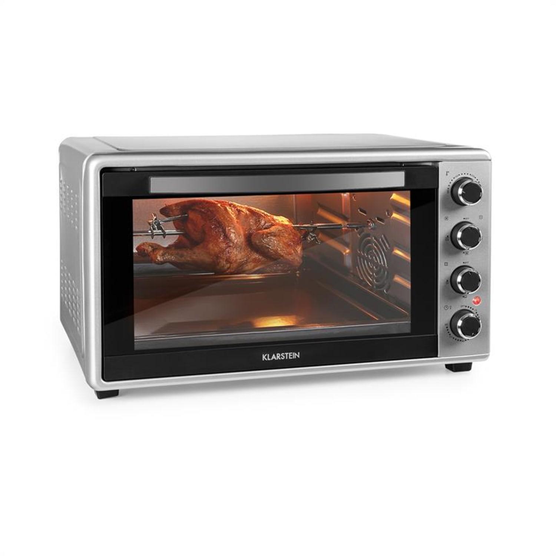 Masterchef 60 Mini Oven 60l 2000W 100-230 ° C Timer Silver