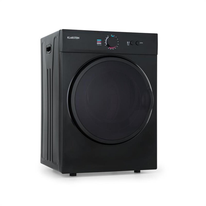 Jet Set, sušička prádla, 1020 W, energetická třída C, 3 kg, 50 cm, černá