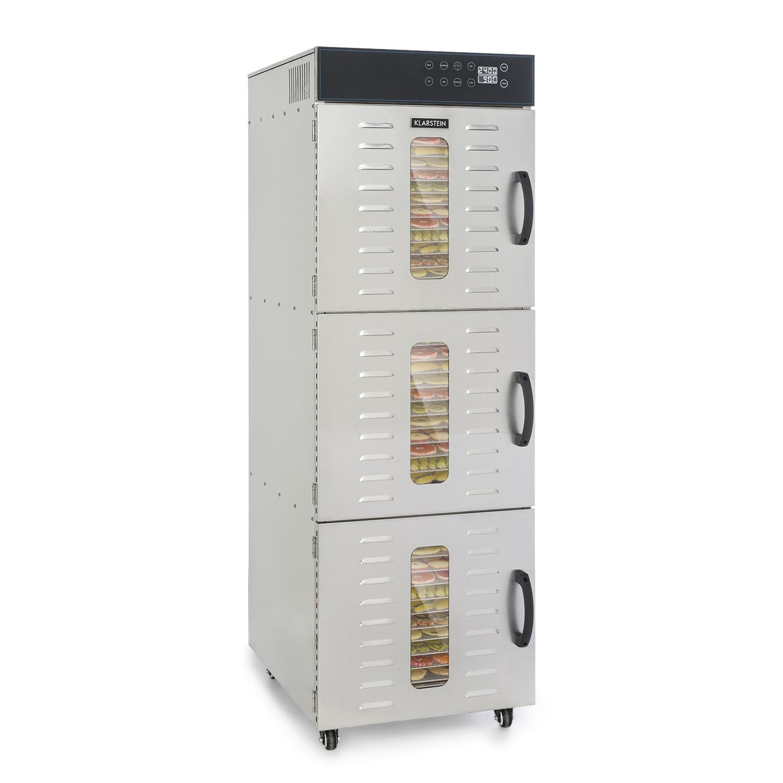 Master Jerky 550 Déshydrateur alimentaire 2400 W 40-90 °C inox argent