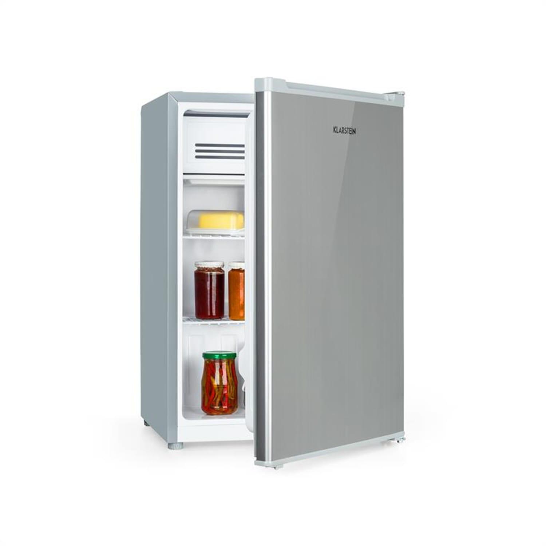 Delaware Réfrigérateur 76 litres / congélateur 4 litres A++  - Gris
