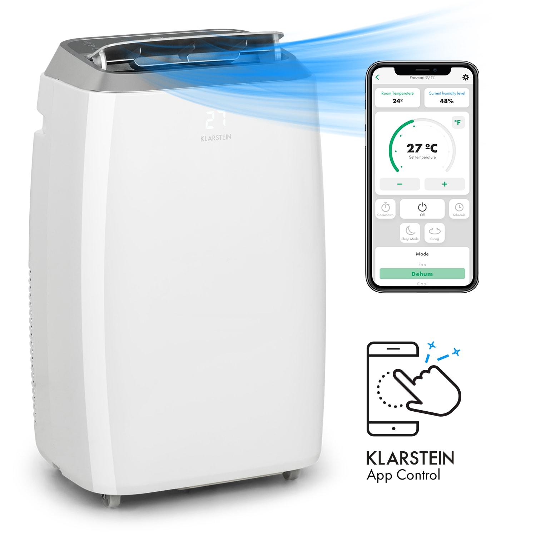 Iceblock Prosmart 9, klimatizácia, 3 v 1, 9000 BTU, ovládanie cez aplikáciu, biela
