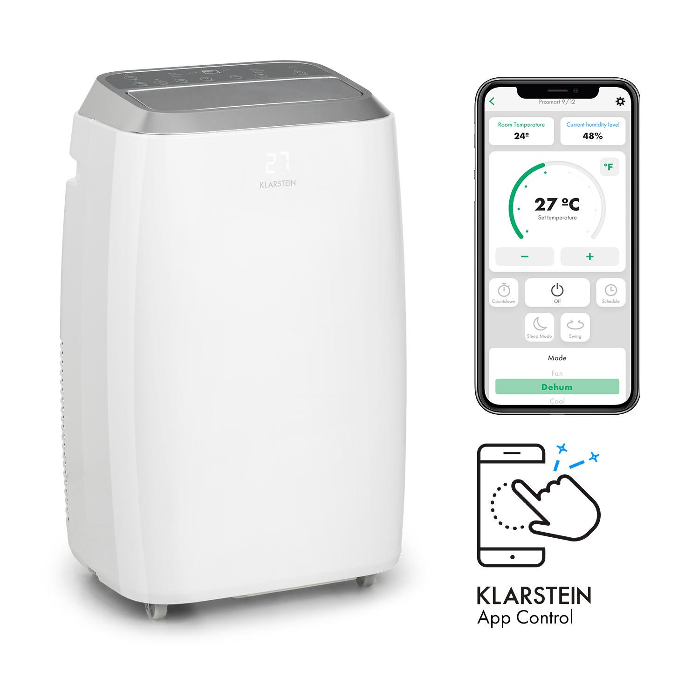 Iceblok Prosmart 12, klimatizace, 3 v 1, 12 000 BTU, ovládání přes aplikaci, bílá