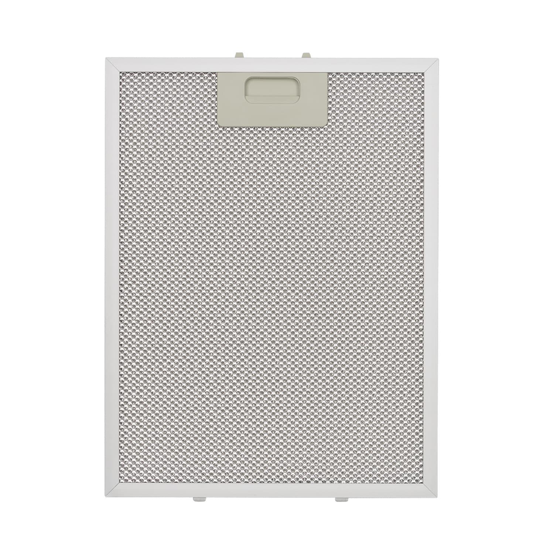 Filtre à graisse de rechange pour hotte 25,7 x 33,8 cm aluminium
