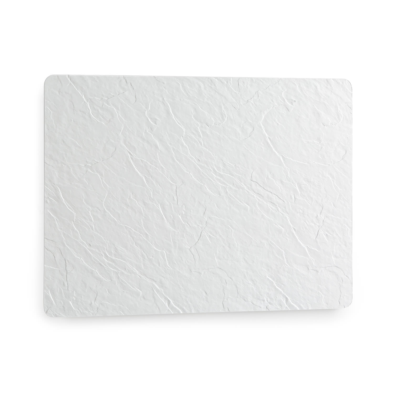 Wonderwall Earth, infračervený ohřívač, 80 x 60 cm, 550 W, nástěnná montáž, bílý