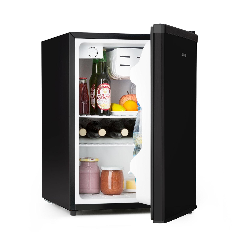 Cool Kid, мини хладилник с 4 л фризер, 66 л, 42 dB, A +, черен
