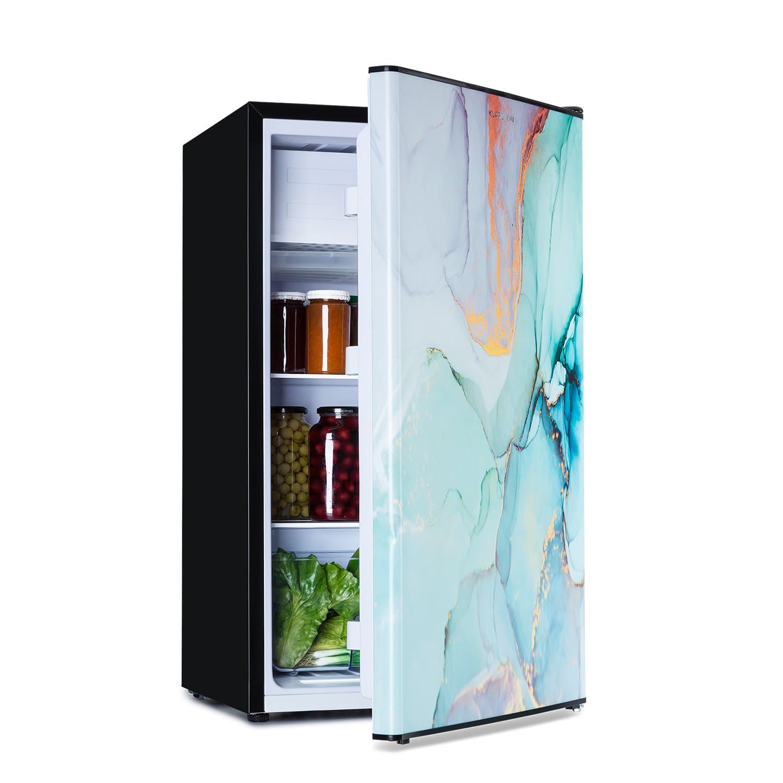 CoolArt 79L Combinação frigorífico/congelador Classe de eficiência energética F compartimento congelador 9L porta personalizada