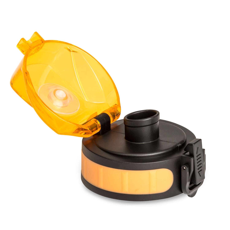 schmatzfatz couvercle de remplacement Hauteur : 4,5 cm Diamètre : 7 cm Sans BPA