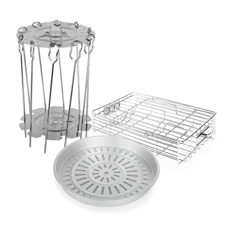 VitAir onderdelenset 3-delig roestvrij staal gegoten aluminium