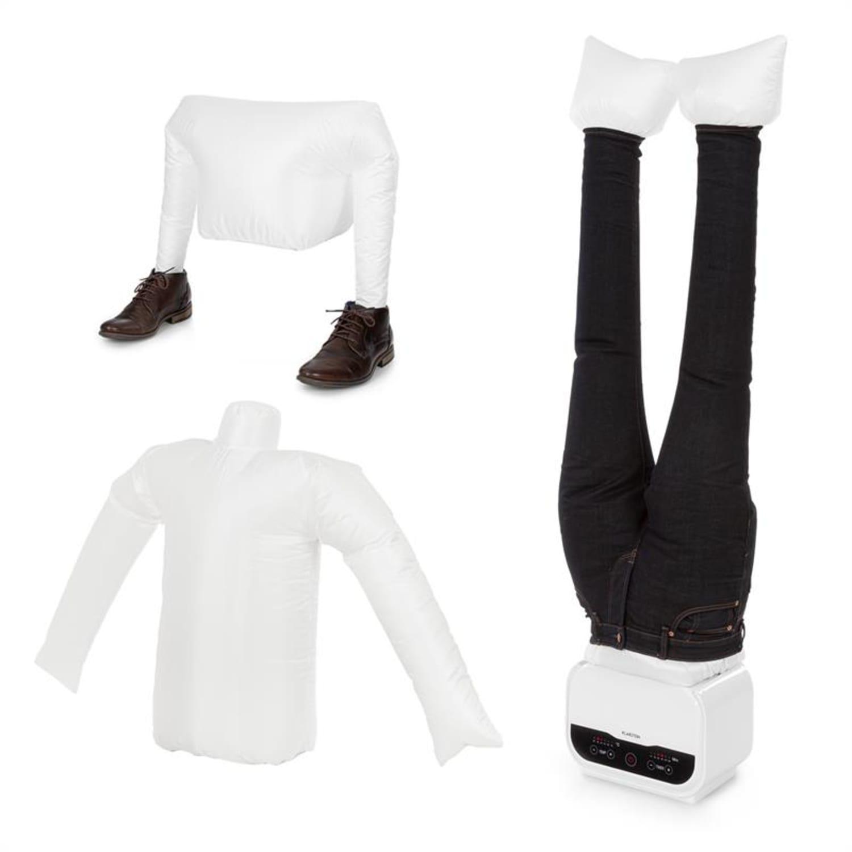 ShirtButler Pro, automata ruhaszárító, ing, nadrág és cipő, 1200 W