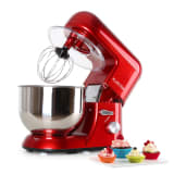 Bella Rossa Kitchen Machine Stand Mixer 1200W 5 Litre Red