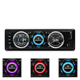MD-180 Car Stereo FM Radio RDS USB SD MP3 Player