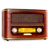 Auna Belle Epoque radio vintage AM/FM